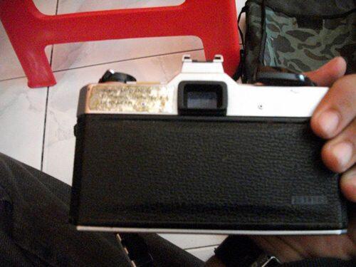 FUJICA MPF 105x analog SLR