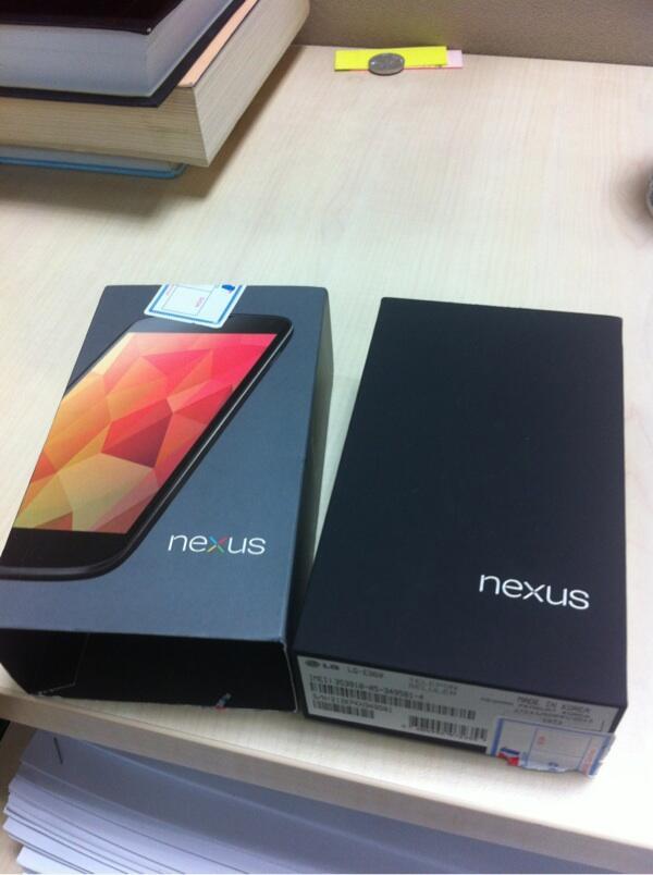 Jual LG Nexus 4 E960 Google