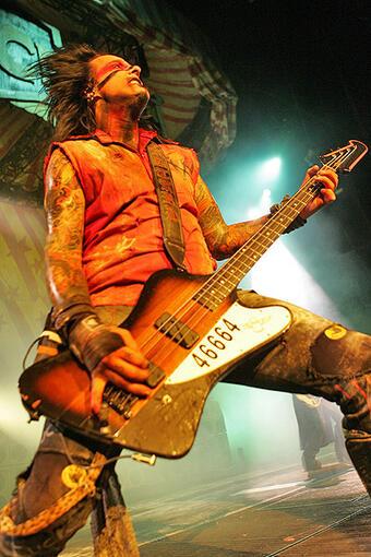 80s Rock Band Need Bassis urgent!!