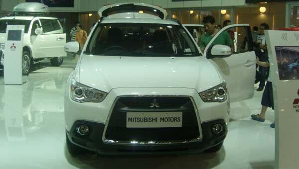 Mitsubishi Outlander Sport Cash back 10 Juta