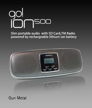 [ZENAUDIO] Sonic Gear Speaker Portabel 2.0 2GO WOW,Rugby,2GO(i500,U500),iON(1.500)