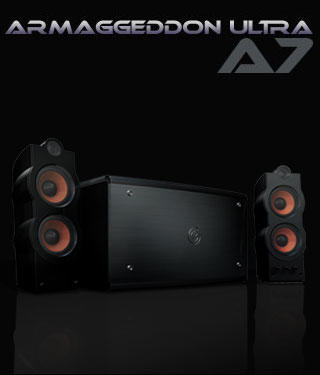[ZENAUDIO] SonicGear Speaker Armaggeddon(3,5,7),Blue Thunder(I,IIR),EGO3nity