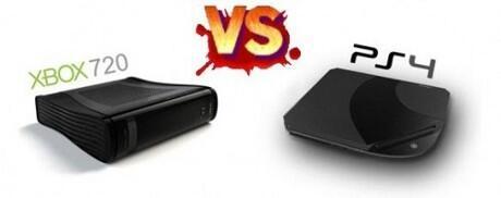 5 Rumor Panas PlayStation 4 versus XBox 720