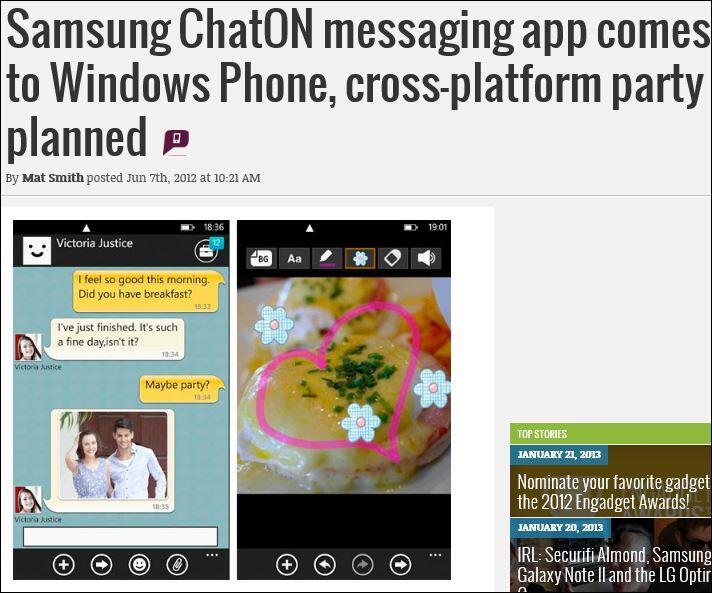 [JUAL] Samsung Omnia7 Windows Phone