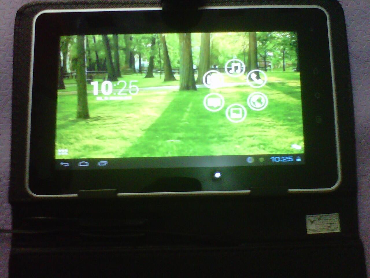 WTS Tablet Cyrus Pad i 8 Gb Spect Gaming under 800k bandung