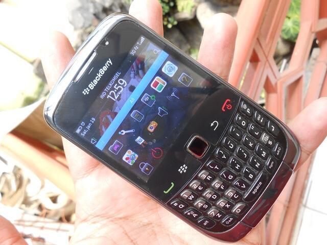 Jual Blackberry Gemini 3G harga 2G cepet aja (Bandung) + bonus