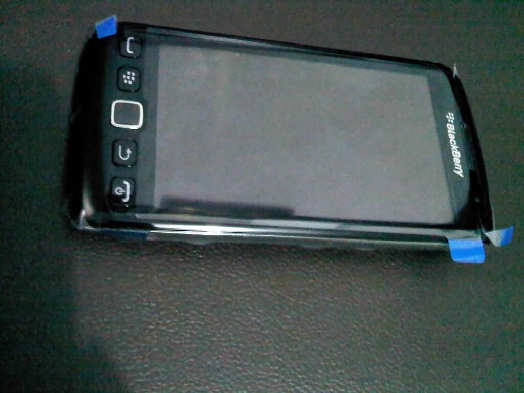 BlackBerry Monaco 9850 Black Murah Meriah