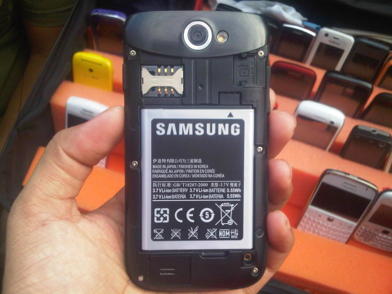 [Jual] Samsung Galaxy Wonder (Galaxy W)