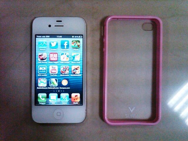 Iphone 4 32Gb white FU