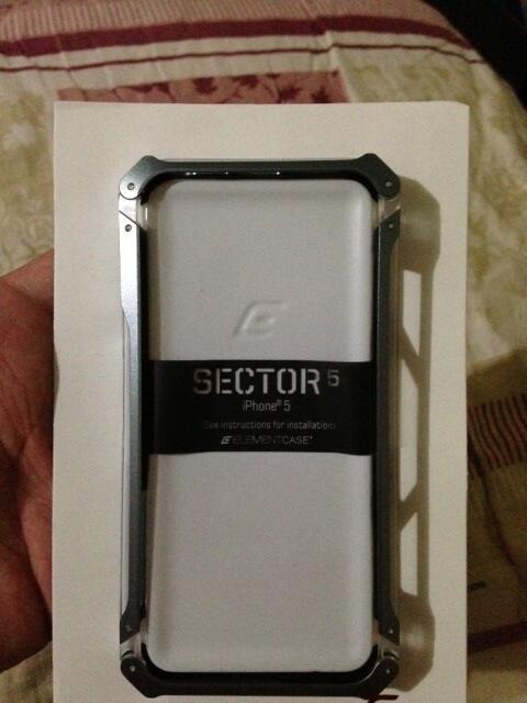 Wts case vapor 5 iphone 5