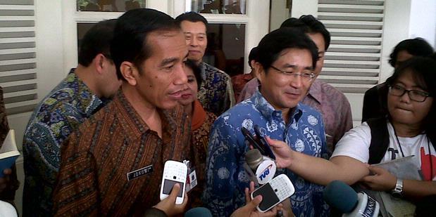 Kelar Shooting, Jokowi Damprat TV O*n