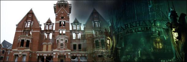 Tempat2 dari film fiksi yg ternyata ada benerannya...