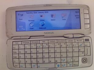Nokia 9300 just for KOLEKTOR