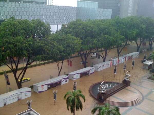 Hati-hati Banjir Saat Wisata ke-5 Kota Ini