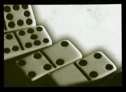 ini dia gan asal mula domino