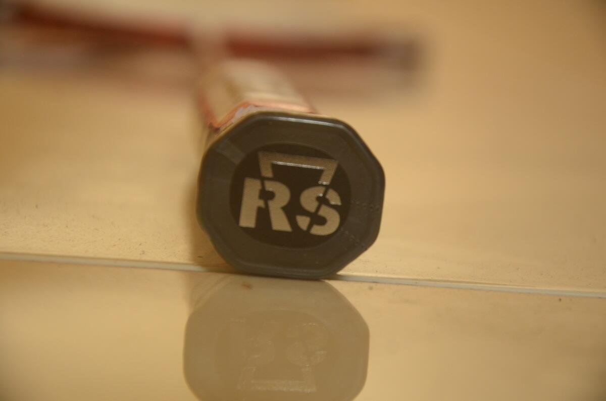 Terjual Raket Badminton Rs Reinforce Speed Iso 555 Kaskus Original Power