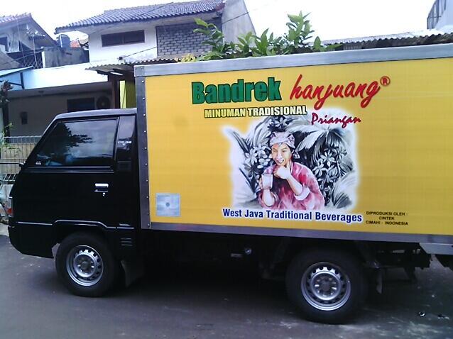 Grosir Bandrek & Bajigur Hanjuang Original & Murah