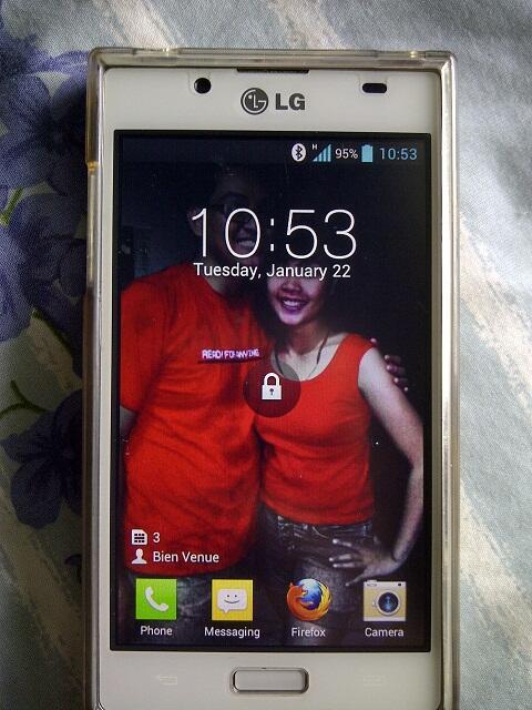 LG Optimus L7-P705 2nd [Bogor + Jakarta] Jual Santai