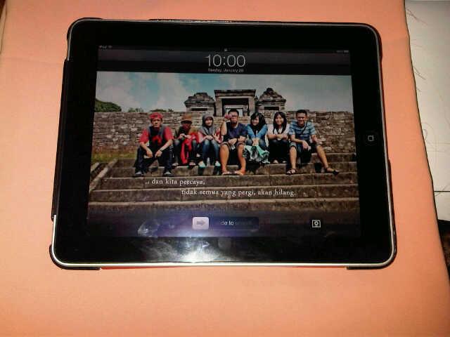iPAD 1 64GB ajib [Bandung]