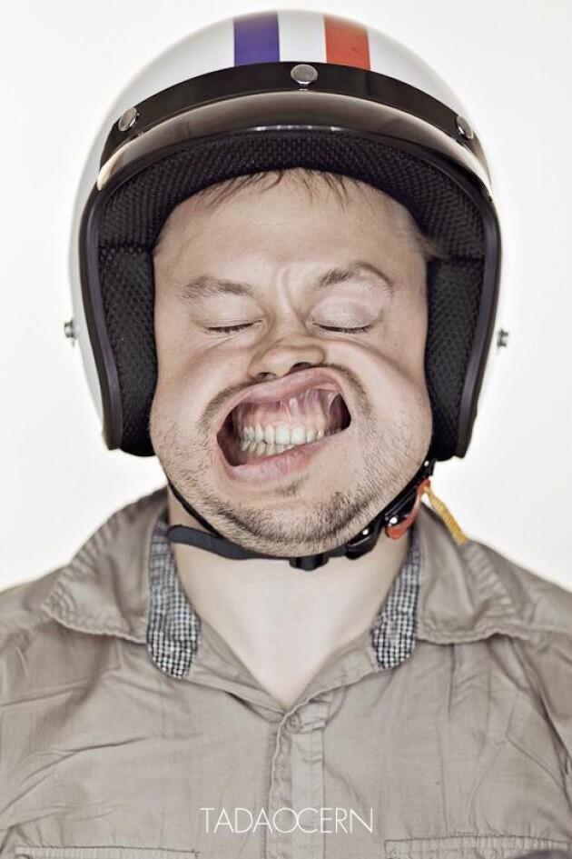 Beginilah Wajah-wajah yang Tertiup Blower (Ngakak)
