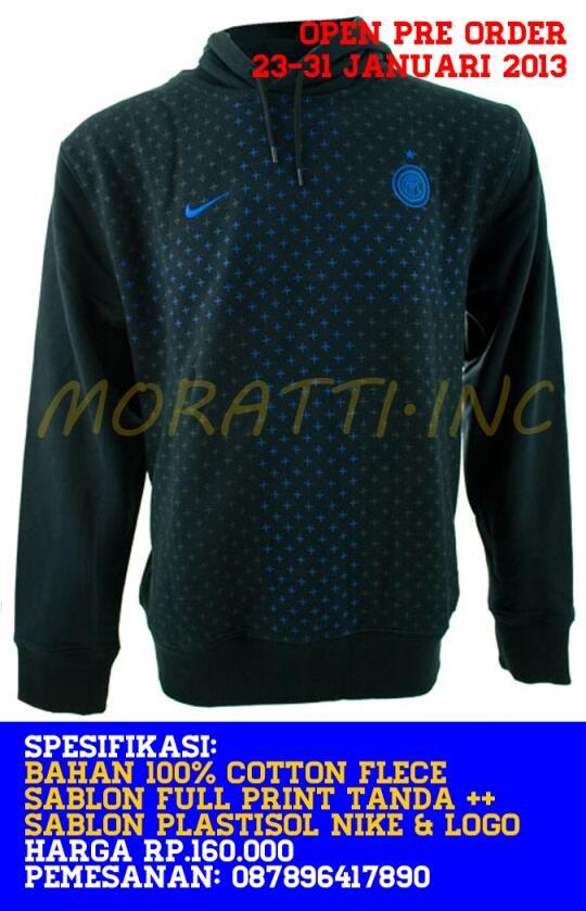Pre Order Tercepat Khusus Interisti Jaket - Tshirt dan Sweater INTER [Bandung]