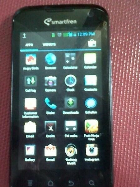 Jual Cepaaat Android Smartfren Andromax 1 Bonus Pulsa 50 Ribu