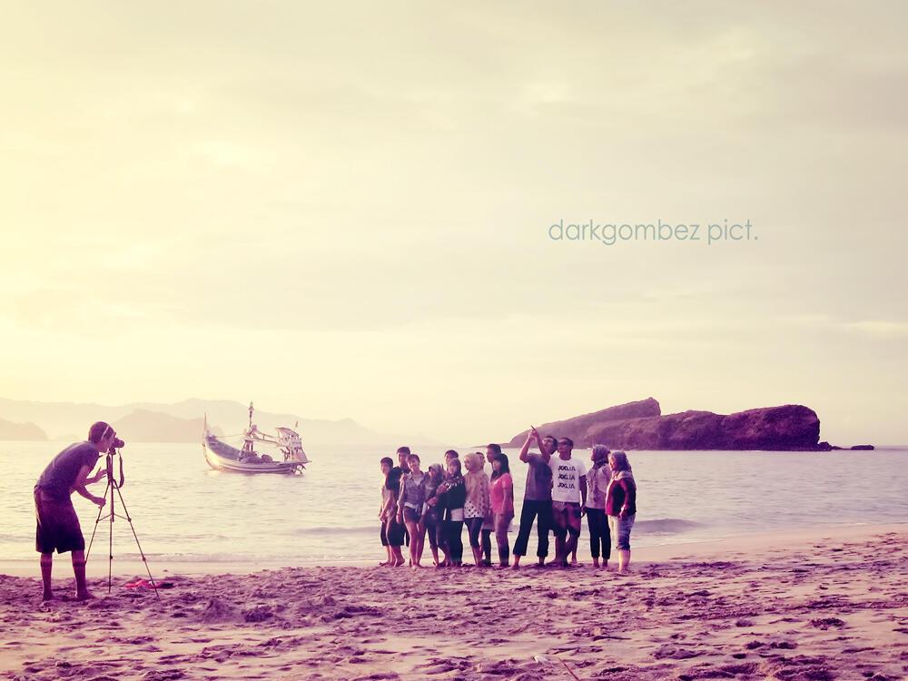 The Papuma Beach ( just share my photo part II )