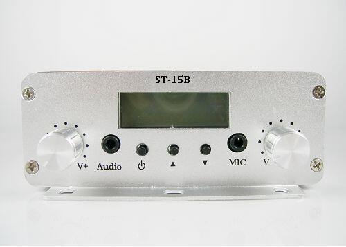 Board PEMANCAR RADIO FM 15 Watt (FM EXCITER)