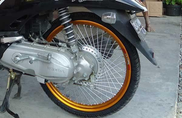 Cara Custom Velg Ring 17 Menjadi Model Retro Kaskus