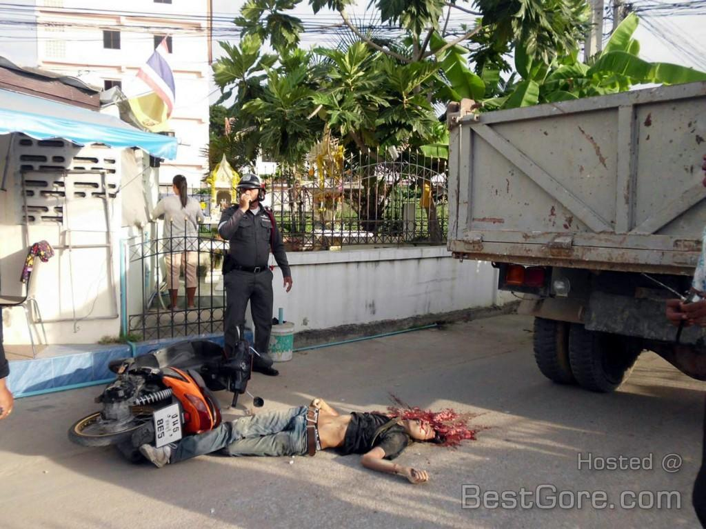Pattaya City tragedy