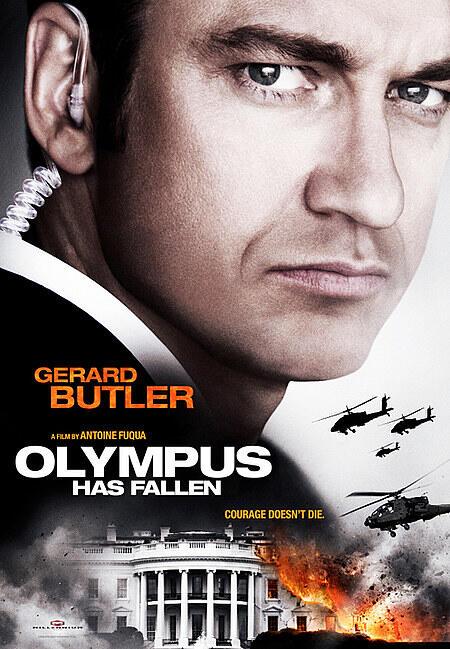 Olympus Has Fallen 2013 Gerard Butler Aaron Eckhart Morgan Freeman Kaskus
