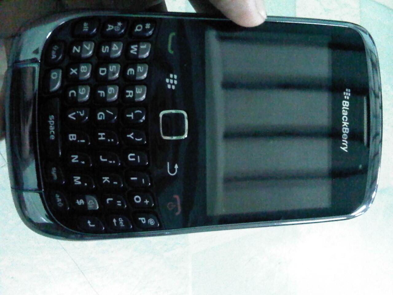 WTS BB Gemini 3G a.k.a Kepler, kondisi 98%, fullset, murah