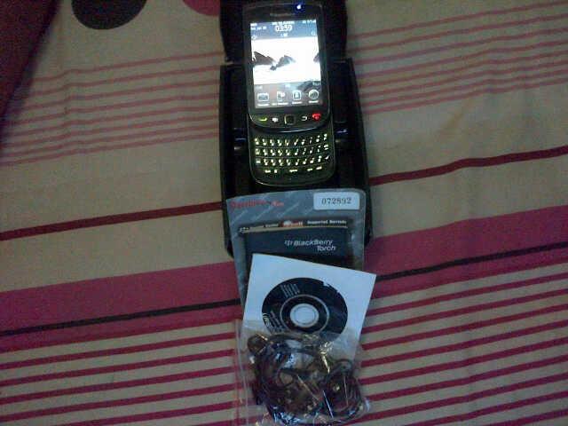 WTS - Blackberry 9800 aka Torch 1 dan Blackberry 8900 aka Javelin