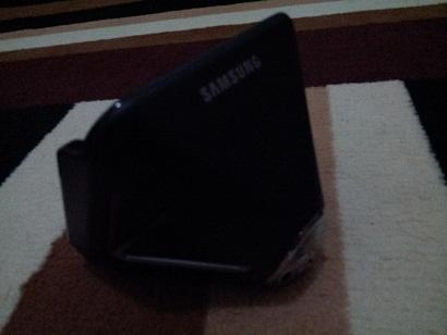 Desktop Dock Charger dan Capdase Alumor for Samsung Galaxy Note1 N7000 (Bandung)
