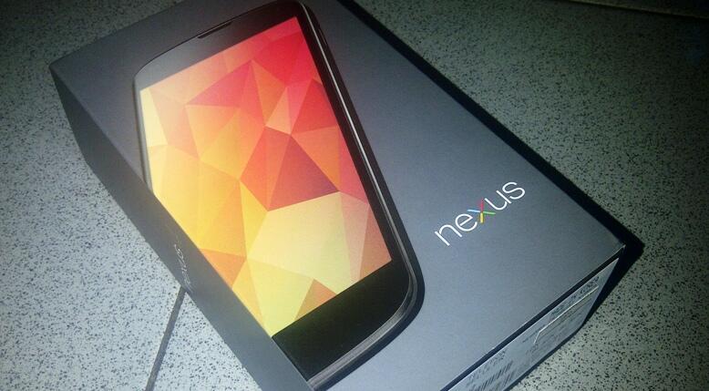 LG NEXUS 4 SEGEL   BANDUNG - JAKARTA