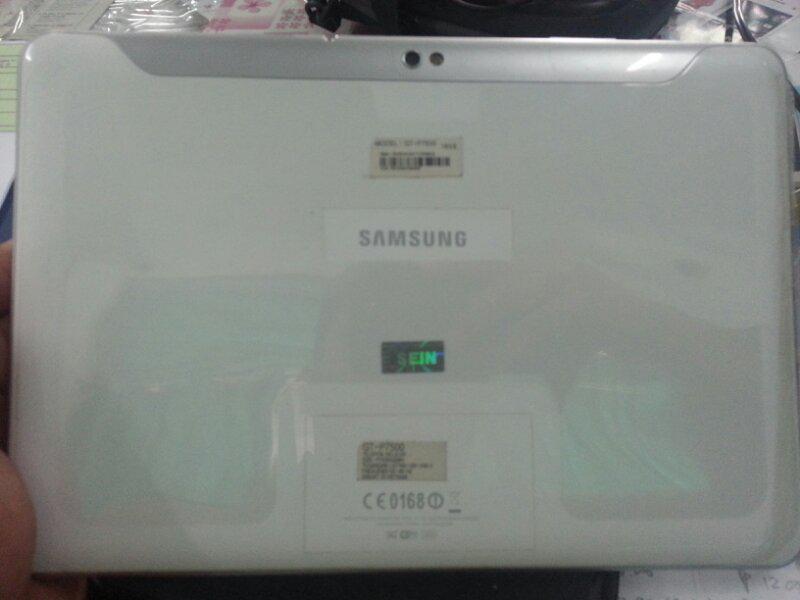 samsung galaxy tab1 10.1 P7500