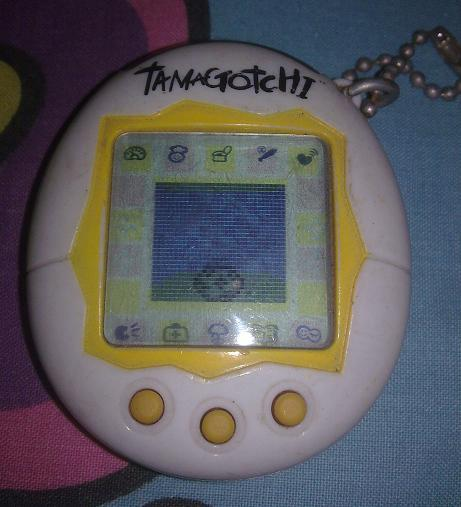 Hewan Cyber / Tamagotchi / digivice Pokemon, made by Bandai