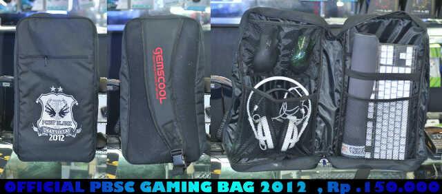 [CYBER] Apparel Gaming Gear (Bag/GamingBag,Wristband,Beanie,Glove,dll)