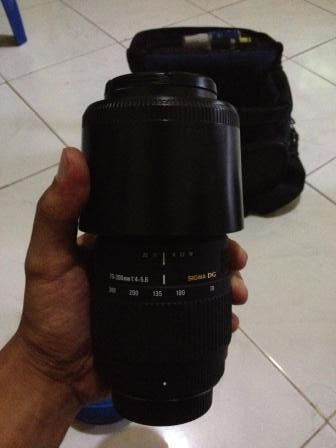 Jual Kamera Nikon D3200