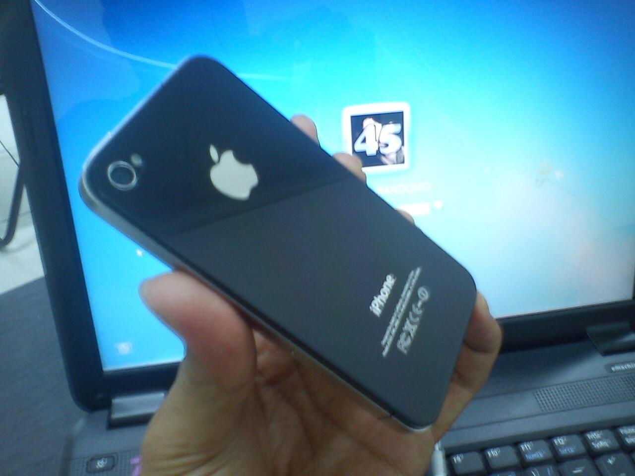 iPhone 4 32GB Black FU 3 jutaan WOW