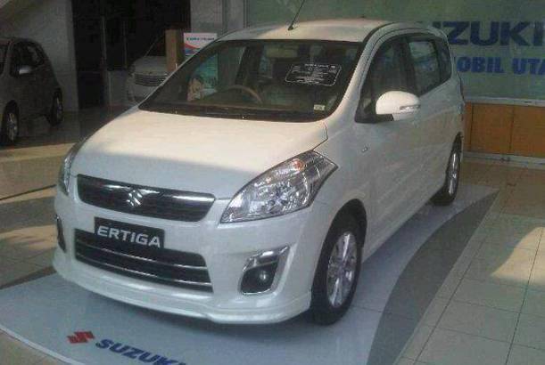 Ertiga Double Blower Triple Poin