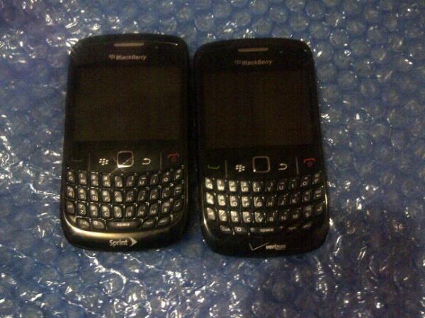 Blackberry aries 8530 2nd ex-US