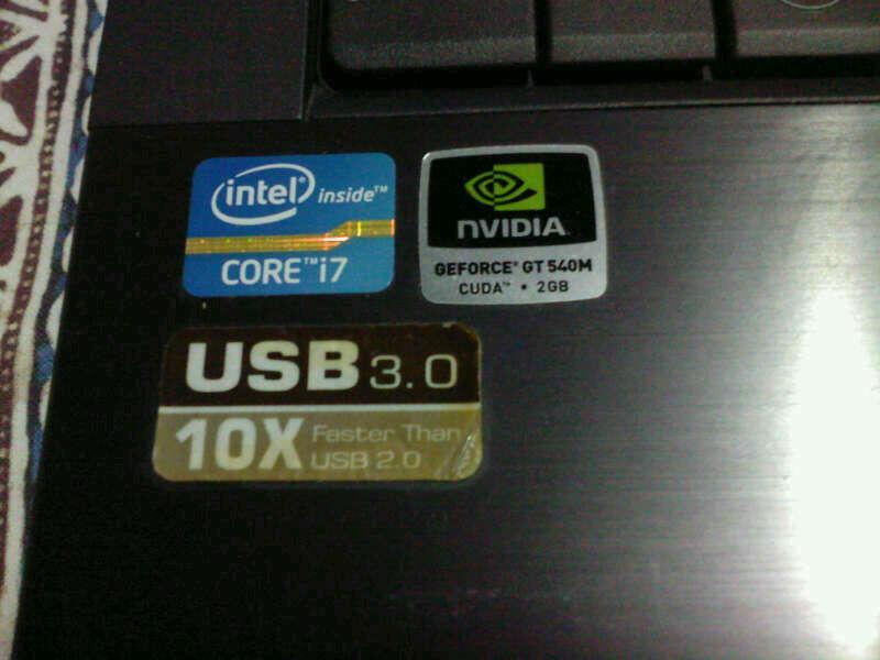 [JUAL] Laptop Asus N43SL-V2G-VX211D
