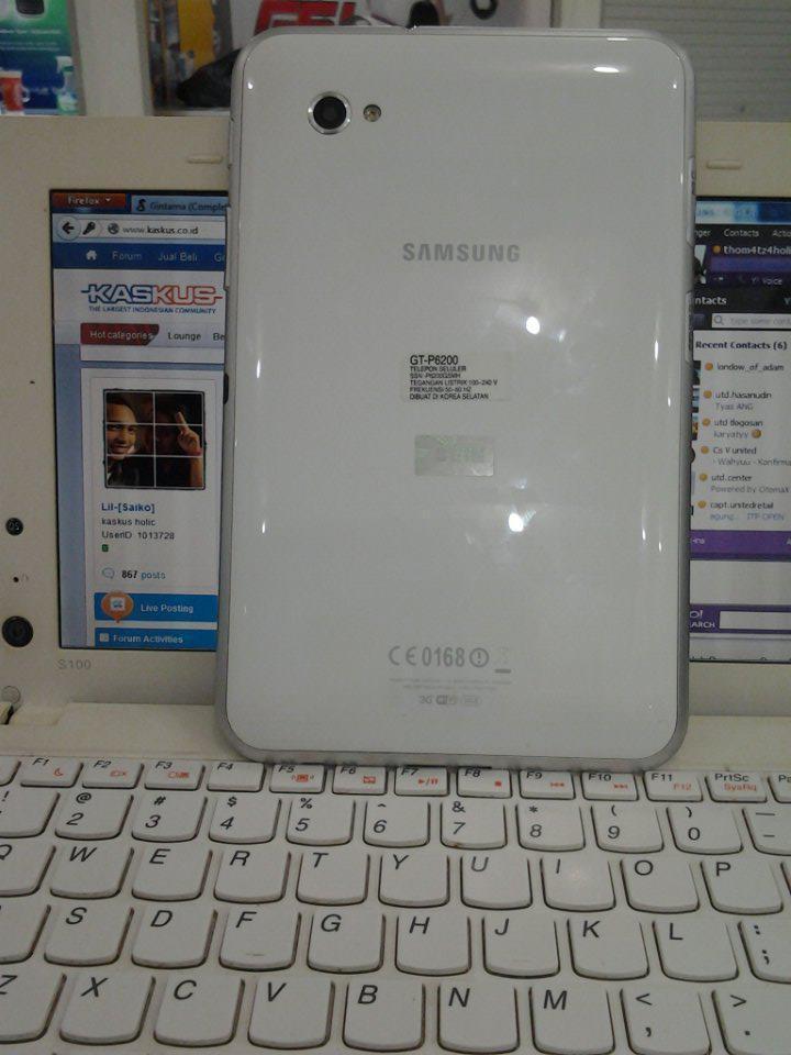 On Sale Galaxy Tab 7+ GT-P6200 Murah Semarang & Sekitarnya (NEGO)