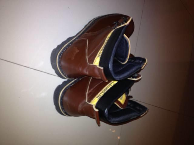 Dijual Safety Shoes Size 45 (rare item - only one)