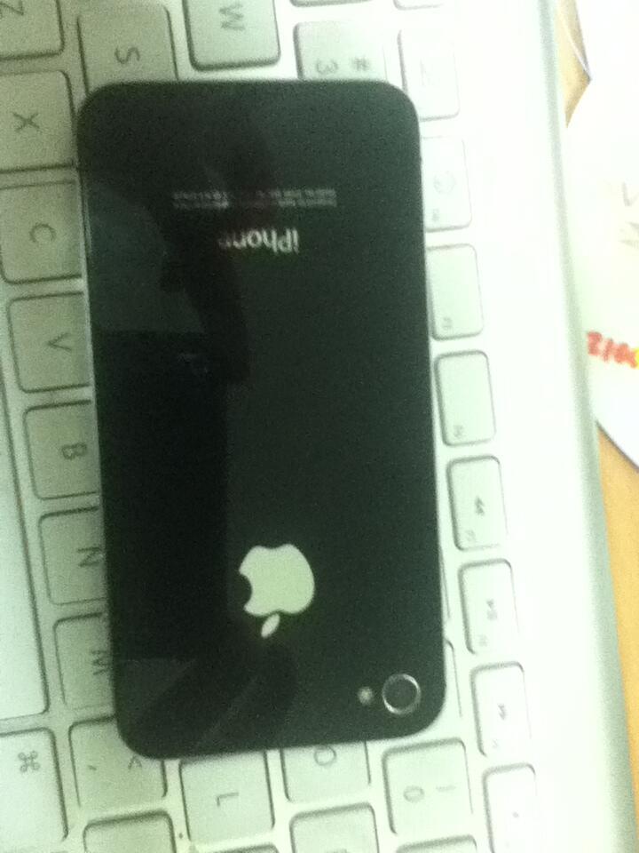 WTS Iphone 4 8gb CDMA Murah aja gan!!!