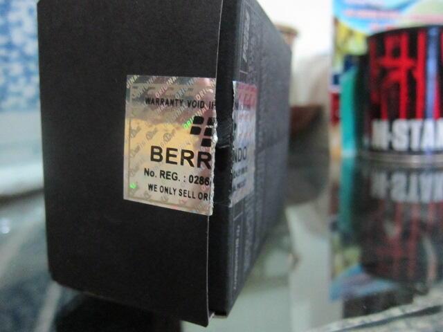 bb pearl 9105 black (bandung)