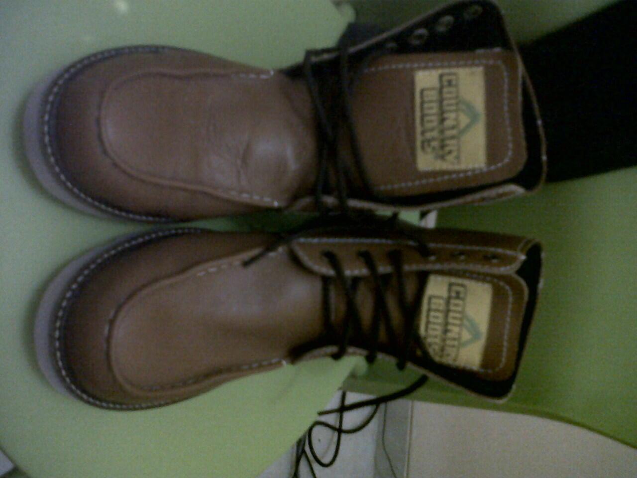 jual sepatu country boots