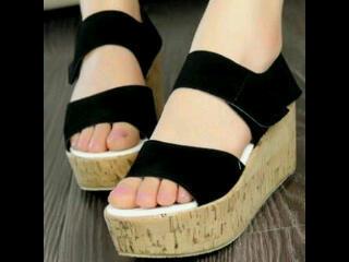 flatshoes, wedges dan highheels murah berkualitas