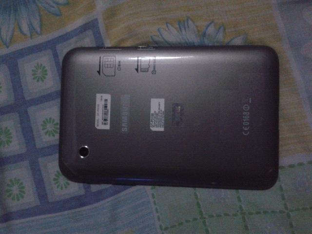 Samsung Galaxy Tab 2. 7 inchi (P 3100) supermulus